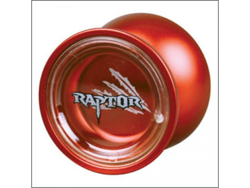 Duncan Raptor Yo-Yo (Red)