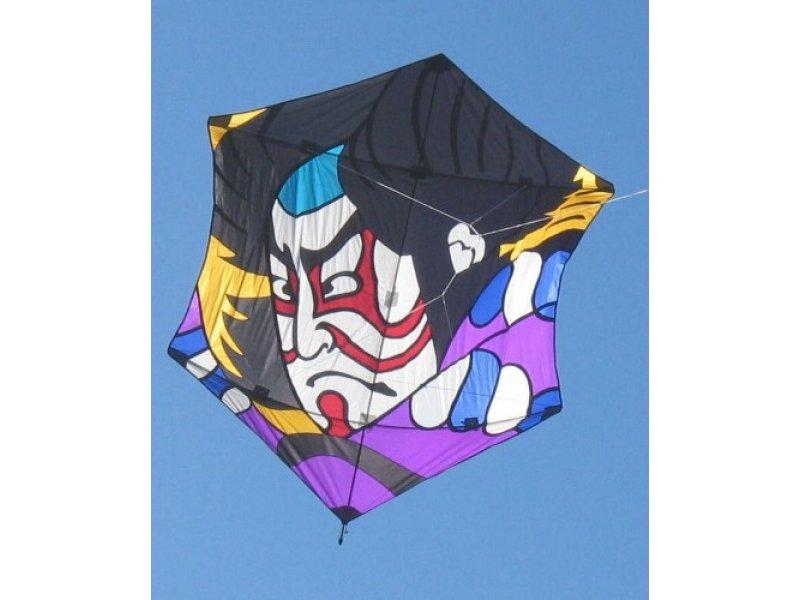 48 In Watonai Rokkaku Kite Stop Kites Windsocks Yo Yos Flying Toys And More
