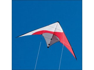 Wisp II Stunt Kite (Red)